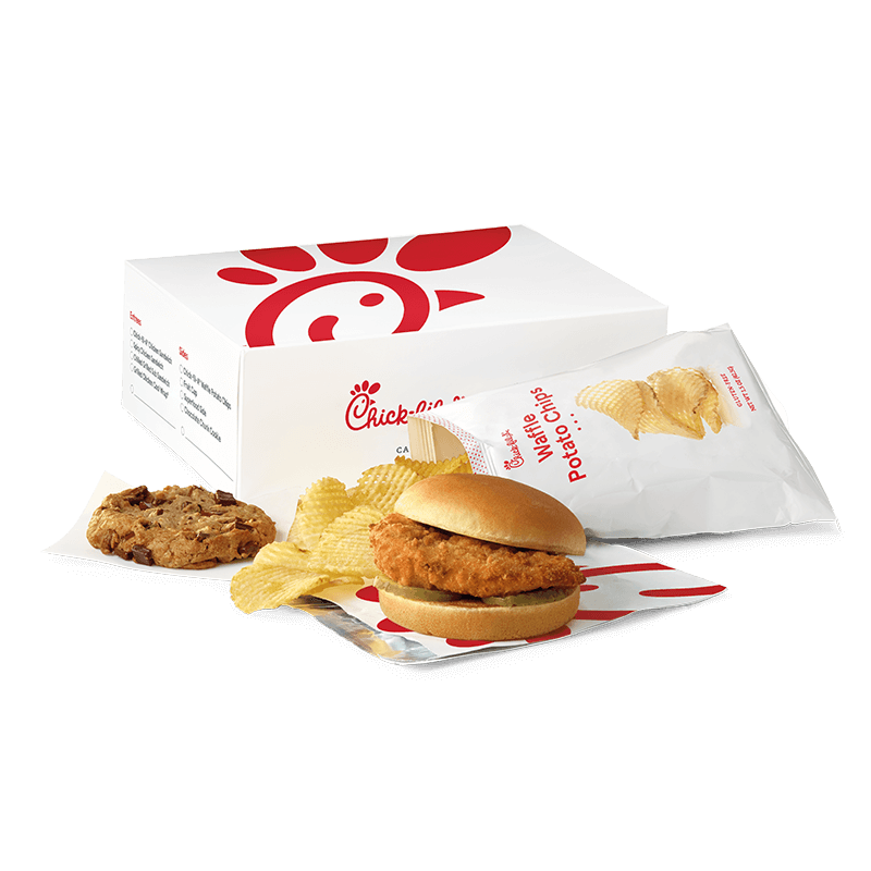 Chick-fil-A® Chicken Sandwich Packaged Meal